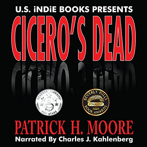 Cicero's Dead audiobook cover art