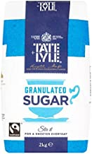 Tate Lyle Fairtrade Granulated Sugar 2kg Pack of 2kg Estimated Price : £ 9,97
