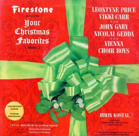 Firestone Presents Your Christmas Favorites, Vol. 7
