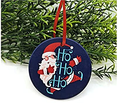 STÙNICK Christmas Ornaments for Tree 2021 Christmas Holiday Decorations, 2021 Christmas Ornament, Ornament for Xmas Tree Decoration