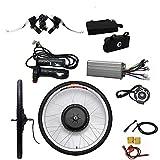 Kit de conversión para bicicleta eléctrica de 26 pulgadas (36 V, 250 W)