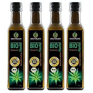 Kräuterland - Bio Hanföl 1 Liter