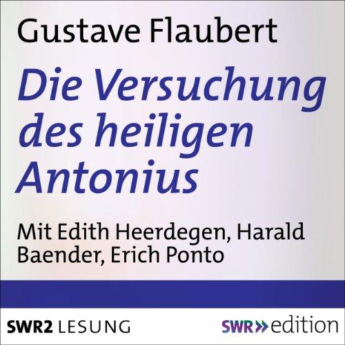 Die Versuchung des heiligen Antonius audiobook cover art