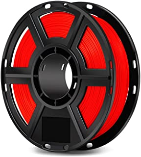 Flashforge USA 3D Printing Printer ABS Filament 1.75 mm - 0.5 KG - D Series (Red)