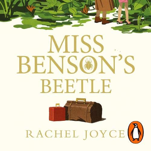 Miss Benson's Beetle cover art