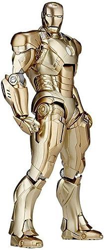 RLJqwad Modèle Jouet étudiant Marvel Avengers modèle Iron Man modèle modèle Mobile 5,9 Pouces modèle Iron Man