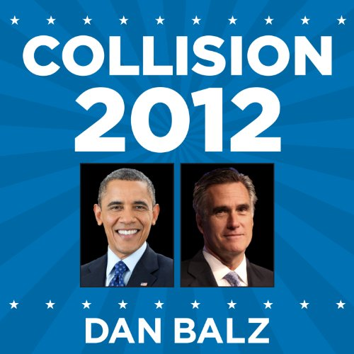 Collision 2012 audiobook cover art
