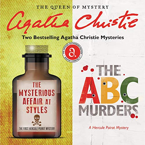 The Mysterious Affair at Styles & The ABC Murders Titelbild