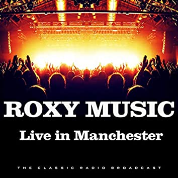 Live in Manchester (Live)