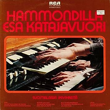 Hammondilla suomalaisia ikivihreitä 1