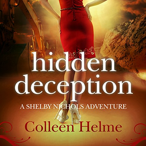 Hidden Deception audiobook cover art