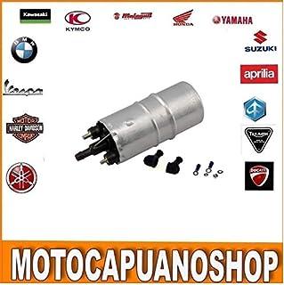 Fydun Pompa del Carburante Pompa Benzina Elettrica con Kit di Installazione OE 23221-75020 195130-6990 per Highlander 2003-2007