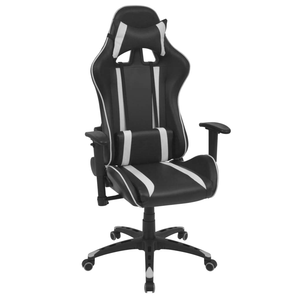Songmics OBG28B Racing - Silla Ergonómica Giratoria Regulable para ...
