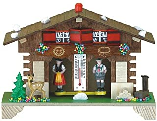 Trenkle German Black Forest Weather House TU 807