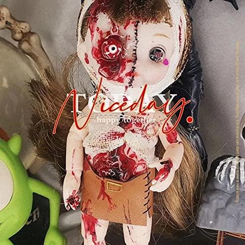 Little Zombie Doll 3D Eyes 16cm