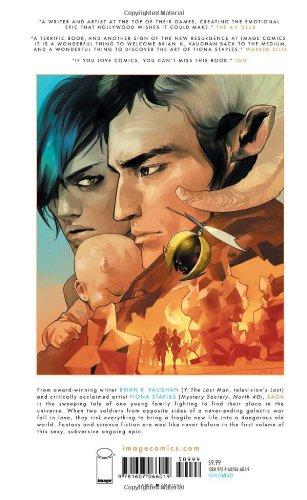 Saga, Vol. 1 (Saga (Comic Series))