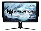 Acer Predator XB3 Monitor, 69 cm (27'), UHD IPS 120Hz (144 Hz OC), G-Sync DisplayHDR 400, Quantum Dot 100M:1 A cm, 1ms VRB 2xHDMI, 2xDP(1.4), USB 3.0 Hub, MM Audio out, Pivot Euro/UK, EcoDisplay