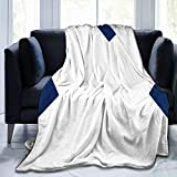 Xukmefat Flag of Tenerife New Throw Blanket Bed and Sofa Throw for King Size Beds