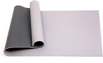 Yoga Matten PVC Beginner Antislip Yoga Deken Smaakloze Fitness Matten
