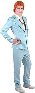 david bowie blue suit costume