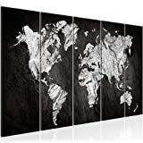 Bilder Weltkarte World map Wandbild 150 x 60 cm Vlies
