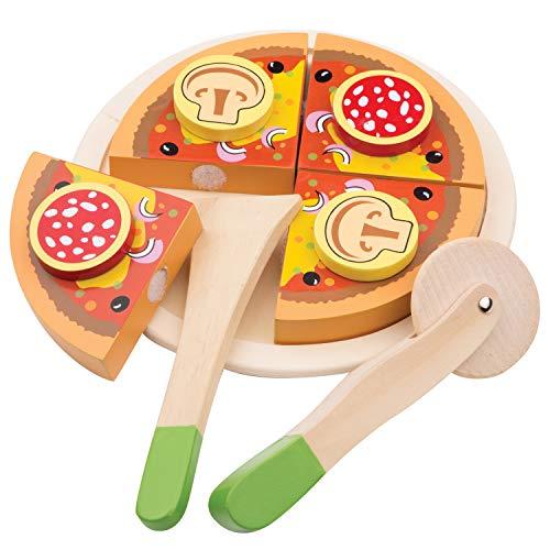 New Classic Toys nourriture en bois à découper