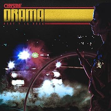 Drama (feat. T La Rock)