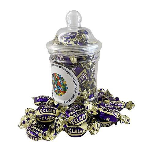 180 g stile vittoriano vaso di camminatori confezionati singolarmente camminatori cioccolato al latte eclairs