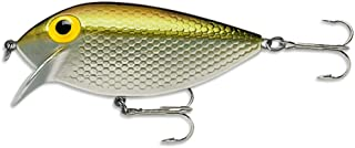 Storm Thin Fin 08 Fishing lure (Metallic Silver/Gold, Size- 3)