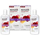 Dermarest Psoriasis Medicated Shampoo and Conditioner, 8 oz, Pack of 2