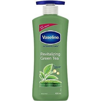 Vaseline Revitalizing Green Tea Body Lotion, 400 ml