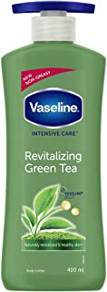 Vaseline Revitalizing Green Tea Body Lotion, 400 ml