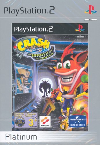 Crash Bandicoot Ps2