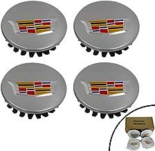 cadillac dts center caps