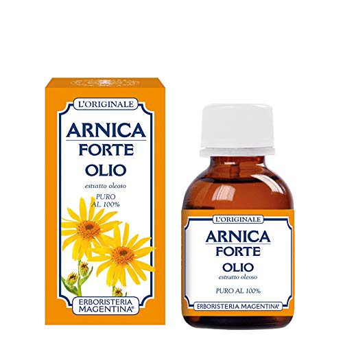 ARNICA FORTE OLIO DI ARNICA PURO 100% 50 ml