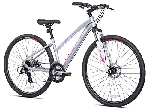 Giordano Brava cheap Hybrid bike
