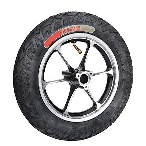 ROMACK Neumático para Scooter eléctrico de 12 Pulgadas, neumático de Caucho para Scooter eléctrico de tecnología Avanzada para la mayoría de los Scooters eléctricos Que se corresponden con el