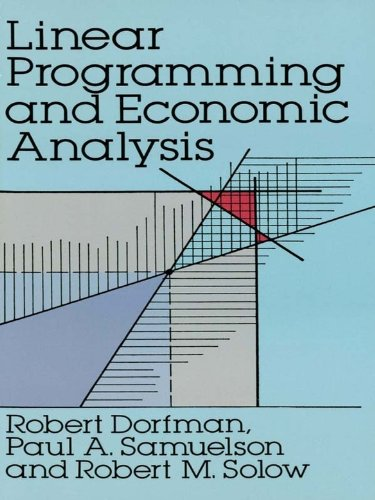 Linear Programming and Economic Analysis (Dover Books on Computer Science) (English Edition)