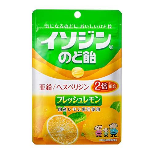 イソジン のど飴 フレッシュレモン味 54g イソジンのど飴×6個セット
