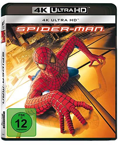 Spider-Man 1 (4K Ultra HD) [Blu-ray]