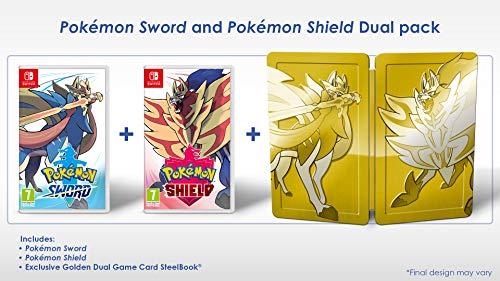 Pokemon Sword and Shield Dual Edition - Nintendo Switch [Importación inglesa]