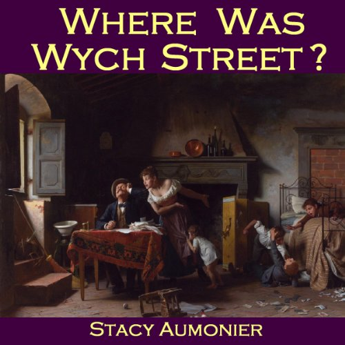 『Where Was Wych Street?』のカバーアート
