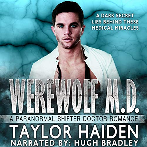 Werewolf M.D. cover art