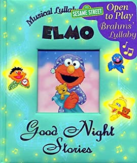 Elmo Good Night Stories Musical Lullaby