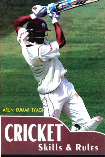 Cricket Skills & Rules (English Edition)
