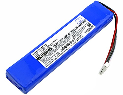 5000mAh Replacement for JBL JBLXTREME, Xtreme Battery, P/N GSP0931134