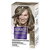 Schwarzkopf - Nuance Suprême - Coloration Cheveux - Ton sur Ton Blond Foncé Cendré 7-1 - Etui 60 ml