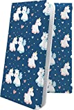 iPhone8 ケース 手帳型 ユニコーン 馬 童話 かわいい 可愛い kawaii lively アイフォン アイフ……