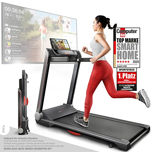 Sportstech FX300 Ultra Slim Bild