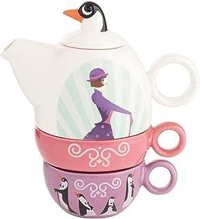 Disney - Mary Poppins - Ceramic Tea for Two Set
